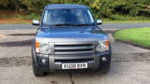land rover discovery 2008 2008 08 land rover discovery 3 2 7 3 tdv6 hse 5d auto 188 bhp 7