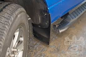 Ford F150 Truck Mud Guards - 2004 2014 f150 weathertech no drill digitalfit mudflaps front