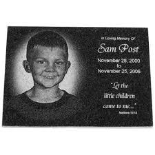 memorial plaques plaques