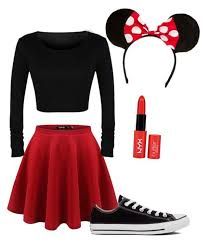 Halloween Costumes Mickey Minnie Mouse Minnie Mouse Costume