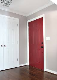 going to paint the inside of my front door too love colour