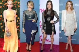 The Week In Celebrity Fashion by Emma Stone Fashion Magazine