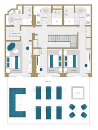 four bedroom four bedroom suites five palm jumeirah dubai