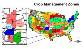 Usda Zone Map National Agricultural Library United States Department Of