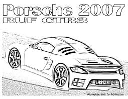 corvette coloring page sports car coloring pages kids car
