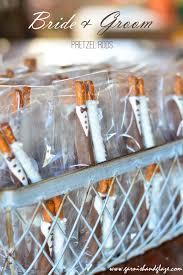 Where To Buy Chocolate Covered Pretzel Rods Bride U0026 Groom Pretzel Rods Garnish U0026 Glaze