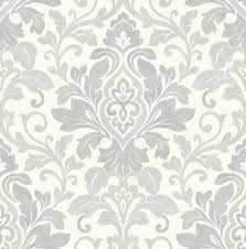 mozart silver damask wall paper arthouse damask wall wall