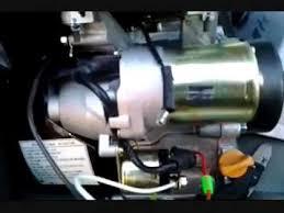 6 5hp predator electric start test youtube