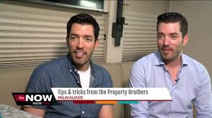 Propertybrothers Hgtv Stars The Property Brothers Visit Milwaukee On Book Tour