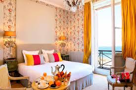 hotel luxe chambre luxury hotel by the sea in the villa reine hortense dinard