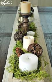 candle centerpieces for dining room table best 25 dining table centerpieces ideas on dining