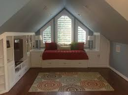 making a playroom in your attic bonus rooms window and room