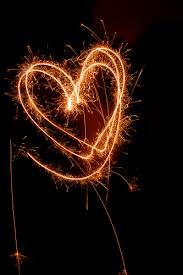 heart sparklers sparkler for your epic fireworks