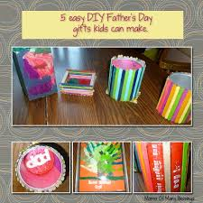 diy s day gift ideas 5 easy diy fathers day gifts