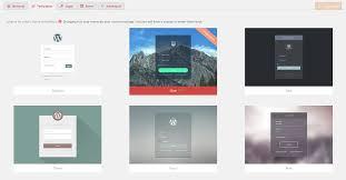 Login Tesla Login Customizer U2014 Wordpress Plugins