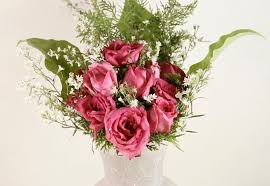 Flowers In A Vase Images How To Arrange A Dozen Roses In A Vase 11 Steps With Pictures