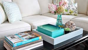 Decorating Coffee Table 9 Unique Ways To Add Style To Your Coffee Table