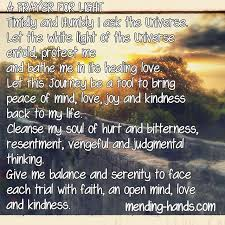 white light healing prayer a prayer for light timidly and humbly i ask the universe let the