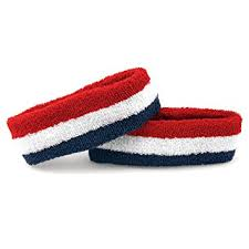 sweat band the patriot terry cloth sweatband headband true