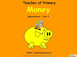 money year 2 teaching resource youtube