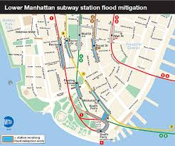 mta map subway mta info fix fortify recovery work