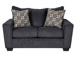 Sofas U Love by Benchcraft By Ashley Wixon Loveseat With Rounded Track Arms