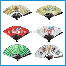 custom paper fans wholesale white bamboo paper fan custom paper folding fans with