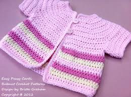 crochet baby sweater pattern easy crochet baby sweater pattern free crochet and knit