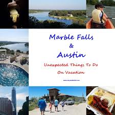 marble falls and things to do on