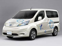 nissan commercial van nissan to introduce e nv200 commercial vehicle in japan in 2014