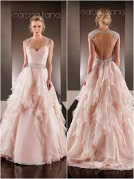 pink wedding dress best 25 pink wedding gowns ideas on blush wedding