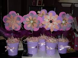 decoration ideas for baby shower best ana silk flowers girls