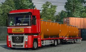 renault trucks magnum renault magnum platform tandem ets 2 mods euro truck simulator