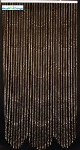 bubbles beaded curtains lighter gold 3 ft x 6 ft curtain