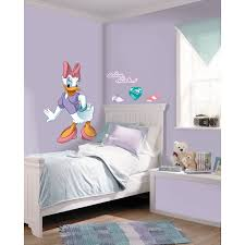 mickey and friends daisy duck peel and stick giant wall decal mickey and friends daisy duck peel and stick giant wall decal hayneedle