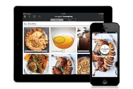 6 food apps that bring helpful tech to your turkey day prep cool