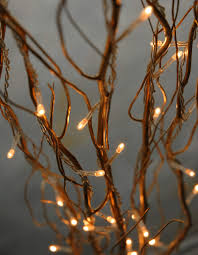 how to put lights on a tree outside lighted natural gold willow branches 39in willow branches lighted