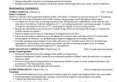 enjoyable human resources resume samples hr example sample resumes