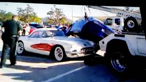 vintage corvette logo why did this ford fusion climb a 1959 corvette autoweek