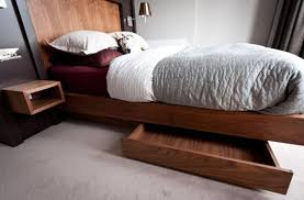 Floating Bed Frames 47 Stylish Floating Bed Design Ideas That Will Enhance Your Home