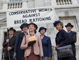Foyle S War Season 10 Now That Really Was Austerity Bread Bulked Out With Chalk And