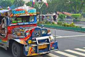 philippines jeepney drawing philippines first few days neils travel blog