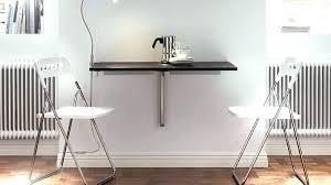 table cuisine design table de cuisine fixace au mur tables et chaises de cuisine design