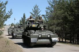 Fearing Russia One Of Europe U0027s Smallest Armies Just Bought A
