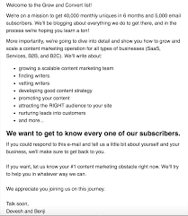 content promotion how we grew from 0 to 32 977 users in 5 months
