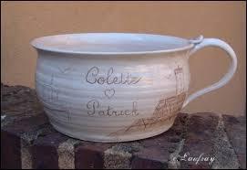 pot de chambre mariage karantez peinture et poterie la vie dans un atelier