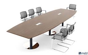 Designer Boardroom Tables Contemporary Boardroom Table Wooden Rectangular Round