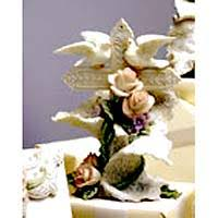christian wedding cake toppers religious wedding cake toppers cross wedding cake topper