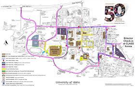 Isu Map University Of Idaho Campus Map Map