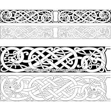 carving ornament
